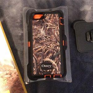 iPhone 6/6s Otter Box Defender Camo Case